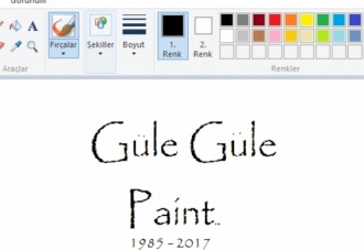 Microsoft is planning to remove Paint from the programs that have established the throne in our hearts!