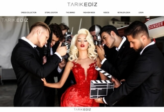 Our new web site is online at https://www.tarikediz.com