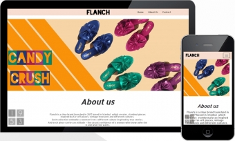 Flanchshoes