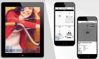 B&G Store iOS Ecommerce