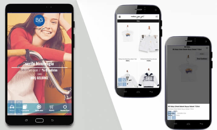 B&G Store Android Ecommerce
